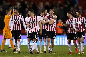 Sheffield United have kept Reading guessing: James Wilson/Sportimage