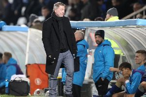 "Craig Hignett thinks his side are only ""three or four"" players away from where they want to be."