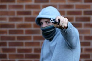 Lincolnshire police investigated 35 offences involving a firearm in 2017/18.