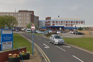 The University Hospital of Hartlepool. Picture: Google.