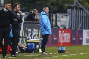 Craig Hignett has challenged his Hartlepool United players