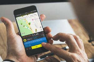 Just over three weeks since the launch of Harrogate's first 'smart parking app,' initial reports show it has been downloaded just over 7,000 times.