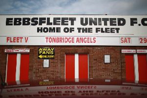 Hartlepool will travel to Ebbsfleet this evening