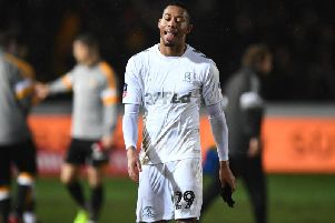 Rajiv van La Parra has scarcely featured for Middlesbrough