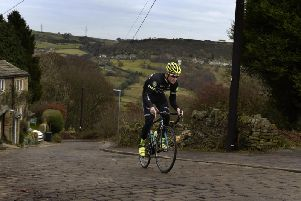 The infamous Cote de Shibden will be on both routes