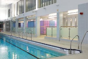 Buxton Swimming and Fitness Centre
