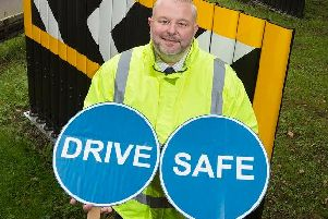 Paul Watson, chairman of Road Safety GB North East.