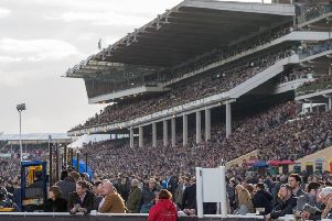 The stage is set for the Cheltenham Festival this week. (PHOTO BY: Matt Cardy/Getty Images).