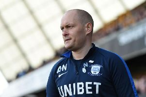 Preston boss Alex Neil is looking forward to a meeting with Middlesbrough and Tony Pulis.