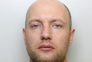Daniel Kaye who was sentenced to 40 months in prison at Leeds Crown Court.