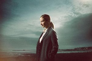 Morven Christie stars in The Bay.