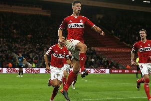 Daniel Ayala will be available for Middlesbrough's trip to Aston Villa this weekend.