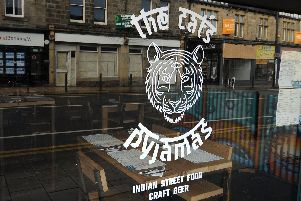 Introducing live music - The Cat's Pyjamas restaurant in Harrogate.