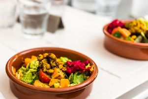 Informative and tasty - The Vegan Food Tour of Harrogate shows a different side of the town with lots of great food and drink.
