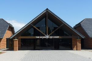 Sunderland's Academy of Light.