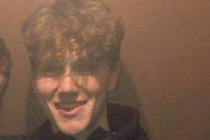 Liam Richardson, 18, was last seen in the early hours of the morning.