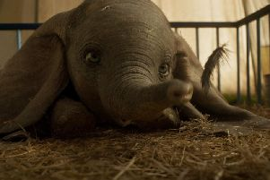 Fancy seeing the new re-make of the classic film Dumbo?