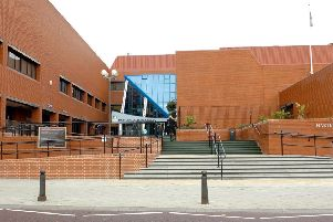 Hartlepool Civic Centre.