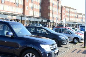 Increase parking charges at Navigation Point, Hartlepool.