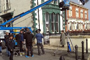 TV shows and movies filmed in the Hartlepool area