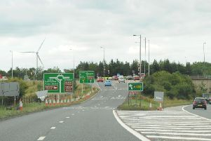 File picture: A19 near A1231