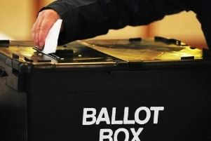 The local elections are being held on Thursday, May 2.