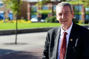 Hartlepool MP Mike Hill. Picture by FRANK REID