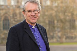 Bishop of Durham Paul Butler.