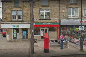 Cudworth Post Office. Picture: Google