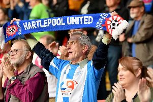 How Hartlepool United's attendances compare to the rest of the National League