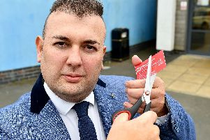 Coun Stephen Akers-Belcher has left the Hartlepool Labour Party and joined the Socialist Labour Party.