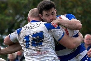 Joe Martin scored Siddal's try and added the goal