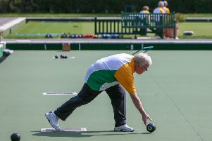 Billingham Bowling Club holding an open weekend. Picture by Tom Banks