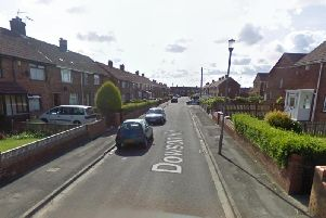 Dowson Road in Hartlepool. Copyright Google Maps.