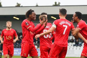 Part Two of our look at Hartlepool United's 2018/19 season