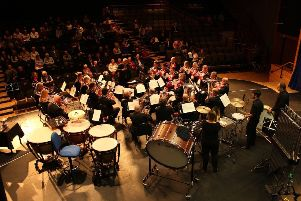 Easington Colliery Band