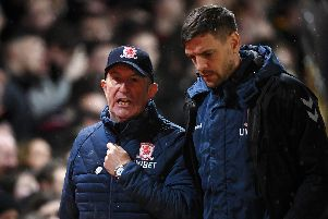 Middlesbrough manager Tony Pulis is set to depart the club this week - according to reports.