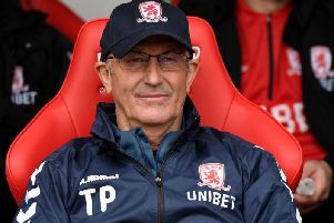 Tony Pulis has left Middlesbrough after 18 months in charge.
