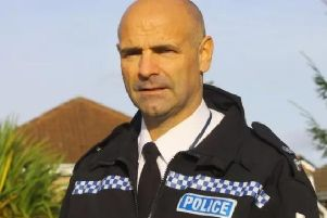 Assistant Chief Constable Jason Harwin.