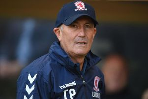 Middlesbrough boss Tony Pulis hasn't been offered a new deal at Middlesbrough.