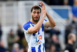 Miles Anderson has signed a new one-year deal at Hartlepool.