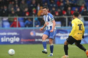 Hartlepool United skipper Ryan Donaldson has penned a new deal