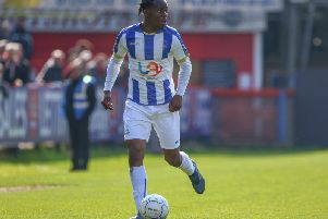 Hartlepool United signed Peter Kioso last summer - and he established himself as a first-team regular last season.