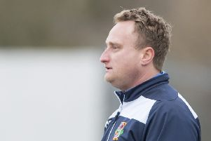 Pontefract Collieries manager Craig Parry.