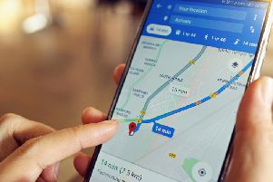 New features on Google Maps are designed to tell you if your driver is taking a longer route.