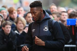 Reece Oxford made his West Ham debut against Arsenal back in 2015 aged just 16.