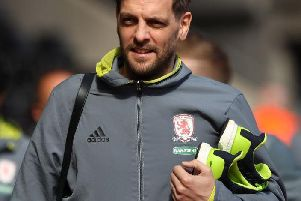 Jonathan Woodgate is set to be named Middlesbrough's new manager.