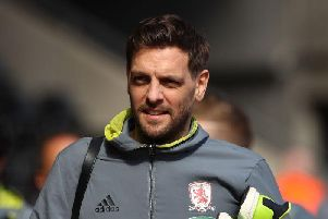 Jonathan Woodgate has signed a three-year deal at the Riverside.