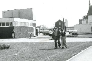Longscar Hall around 40 years ago. What are your memories of the once popular Seaton Carew venue.