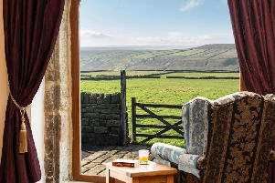Check out this amazing Calderdale holiday home which has scooped gold at awards